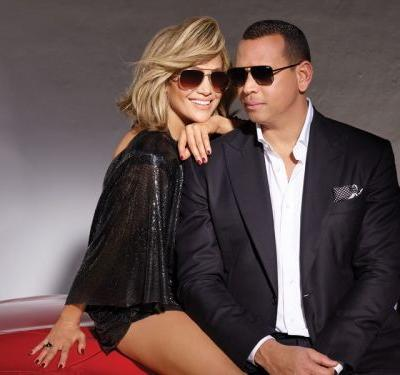 Alex Rodriguez & Jennifer Lopez Lend Their Star Power to Quay Australia Campaign