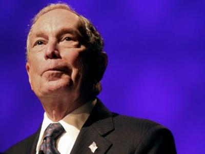 A shortcut on the Bloomberg terminal sent users to the billionaire presidential candidate's website, where a campaign ad autoplayed. It was quickly changed