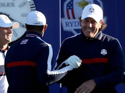 Ryder Cup 2018: Phil Mickelson would cherish first victory on European soil