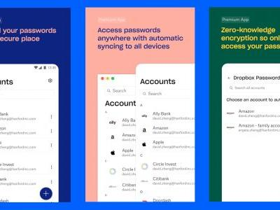 Dropbox is working on a password manager