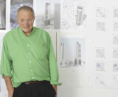 Richard Rogers on Building Cities for a Small Planet