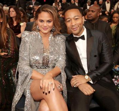 John Legend Says He and Chrissy Teigen Probably Aren't Done Having Kids, and We Already Can't Wait