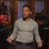 Chance the Rapper Debuts His Thanksgiving Song on SNL, and It's Catchy as Hell