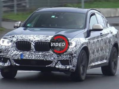 Next 2019 BMW X4 Scooped, Could Be The 355HP M40i