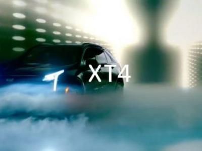 Cadillac XT4 Oscars tease previews GM's most important new car