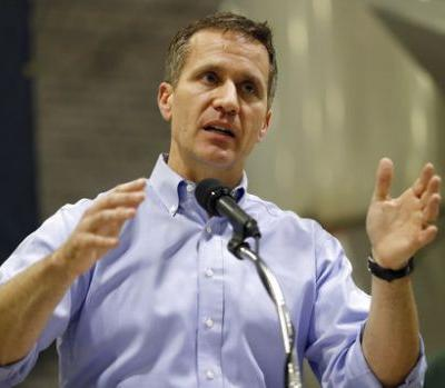 Grand jury indicts Missouri Gov. Eric Greitens on invasion of privacy charge