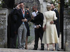 Why Spencer Matthews' Girlfriend Wasn't At Pippa Middleton's Wedding