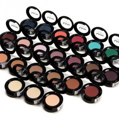 The Best & Worst of NYX Nude Matte Eyeshadows