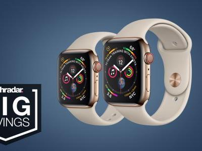 The Apple Watch 5 hits lowest sale price ever in massive $300 discount at Amazon