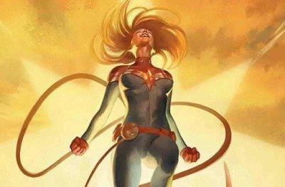 Captain Marvel Gets a New Comic Book Origin Ahead of Movie