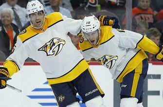 Preds LIVE To GO: Rinne earns 44th career shutout, beats Flyers 1-0