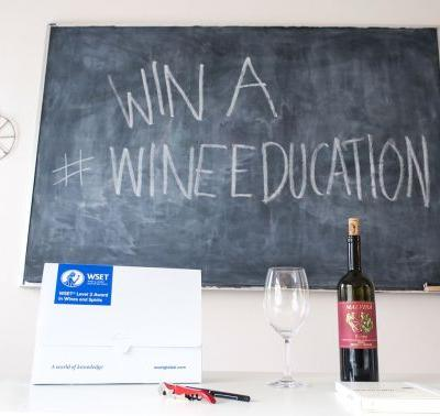 WSET & Wine Folly Tuition Giveaway