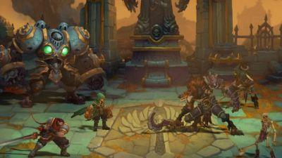 Battle Chasers Nightwar Releases Animated Intro And Announces Switch Delay