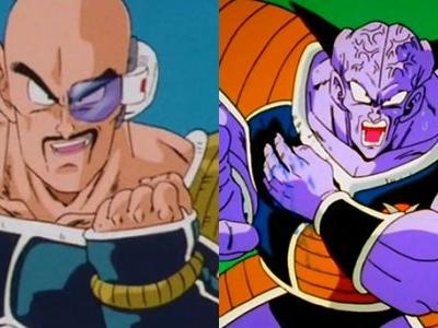 Nappa And Captain Ginyu Confirmed For Dragon Ball FighterZ