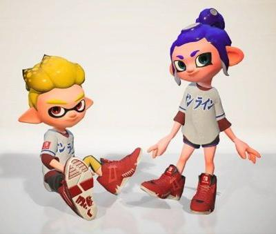 Splatoon 2 offering exclusive in-game gear for Nintendo Online subs