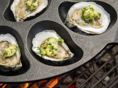 These Oysters are the Perfect Party Starter
