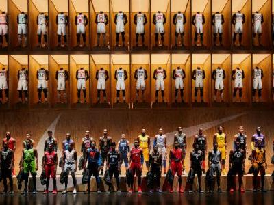 NBA x Nike Unveil New Jerseys, Official Apparel Collection in LA
