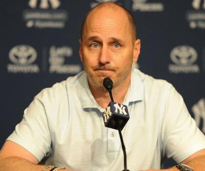 Why Yankees GM didn't make a 'splashy' move at deadline