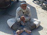 Pakistani man with legs that weigh two stone forced to beg