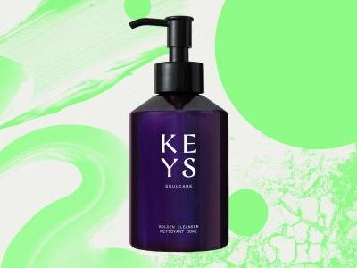 This Keys Soulcare Golden Cleanser Review Is A Whole Moment