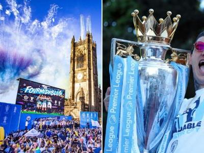 Toe Poke Daily: Manchester City 'drop Premier League trophy' during title parade