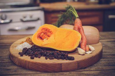 Fermented Winter Squash Chutney