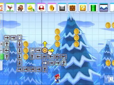 Can I import previous creations to Super Mario Maker 2?
