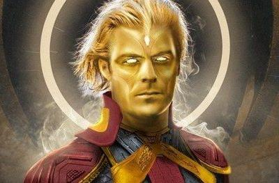 Zac Efron Becomes Adam Warlock in BossLogic's Guardians of