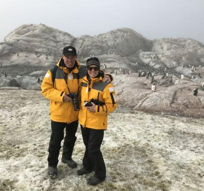Antarctica Presentation Planned for the May 2018 Eastern Canada Chapter Meeting in Toronto