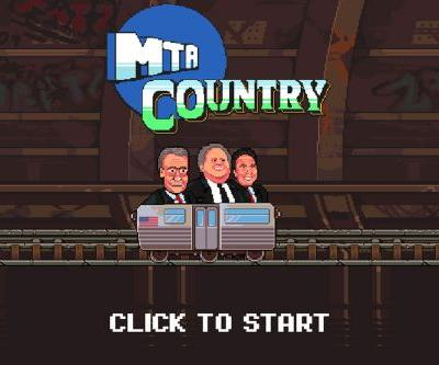 New York City's subway disaster now has its own 8-bit video game