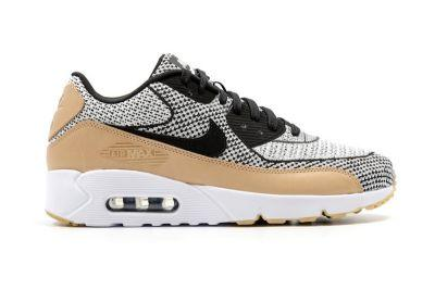 The Nike Air Max 90 Ultra 2.0 Gets Decked out in Jacquard and Tan Leather