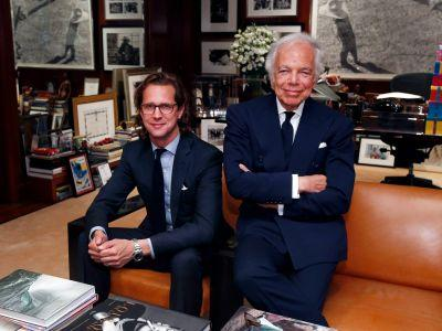 The fabulous life of legendary fashion billionaire Ralph Lauren, who dressed Melania Trump for the inauguration