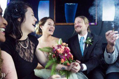 The International Church of Cannabis is now offering weed weddings