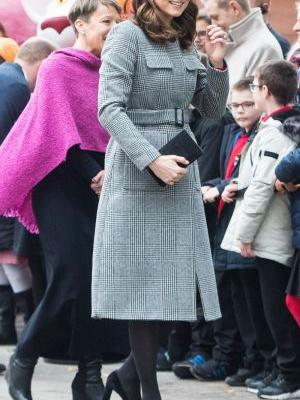 Pippa and Kate Middleton's Coat Trend Will Never Go Out of Style