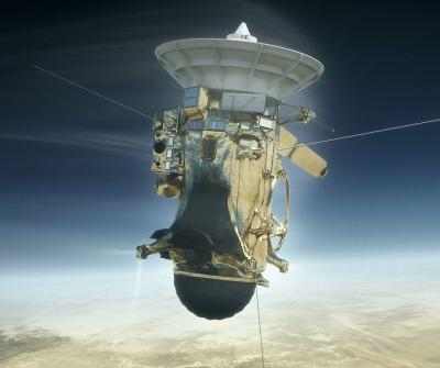 Cassini spacecraft plunges into Saturn, ends 20-year mission