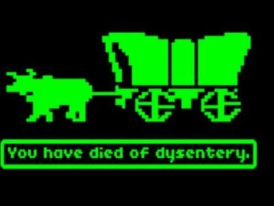 The Oregon Trail Is Now Playable In The Palms Of Your Hands