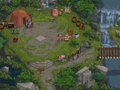 Retro-Style Dungeon Crawler Tangledeep Announced for Switch