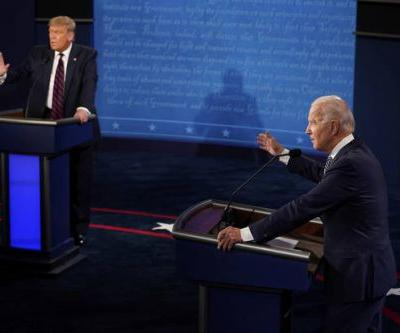 'Will you shut up man?': Testy exchanges on health care, Supreme Court among debate top moments