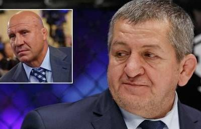 'He was getting better. I just can't believe it': Russian wrestling chief on Abdulmanap Nurmagomedov's tragic passing