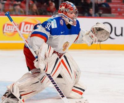 Rangers add long-awaited pieces in Russians Igor Shesterkin, Vitali Kravtsov