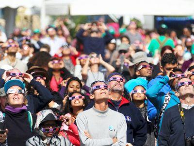How To Keep Your Eyes Safe During Next Week's Eclipse
