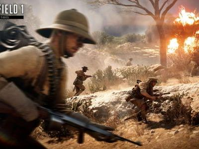 Battlefield 1: the Turning Point update is available for Premium Pass owners - here's all the new stuff you can nab