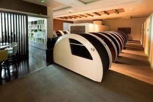 Innovative Airport Sleep Lounge 'Sleep 'n Fly' Opens At DXB