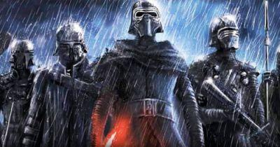 New Star Wars Knights of Ren Concept Art LeaksSome