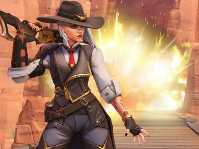 Overwatch's Ashe is Now Live on Consoles, Hero Changes and Bug Fixes Included in Update Patch Notes