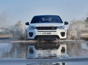 Land Rover Discovery Sport Landmark Edition Launched