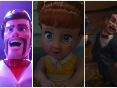 Get to Know the New Characters in Toy Story 4