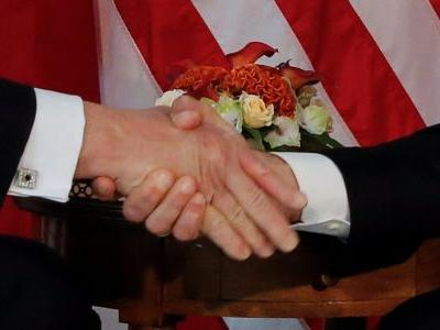 Trump's handshakes with world leaders are legendary - here's a roundup of the most awkward ones
