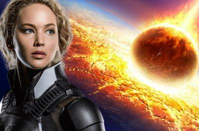 Jennifer Lawrence and Anchorman Director Team for