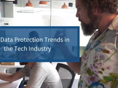 SaaS Data Protection Trends in the Tech Industry